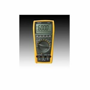 Vc99 3 6 7 Auto Range Dmm Digital Multimeter With Analog Bar Voltmeter Ohmeter