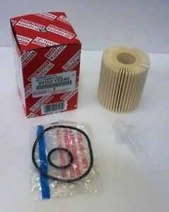 Lexus Oem Factory Oil Filter Set Is250 Is350 Ls460 Ls600h Is300 04152 Yzza5