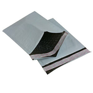 50 Pcs 5 x7 Poly Bubble Mailer Padded Envelope Shipping Self sealing Bag