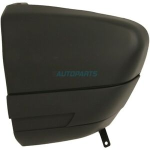 New Rear Right Side Bumper End Primed Fits 1994 1997 Chevrolet S10 Gm1105150