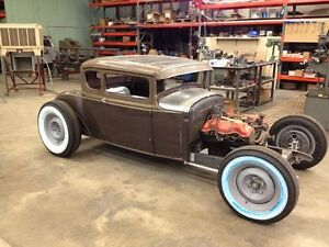 2 8 Model A Model T Ford Coupe Sedan Pickup Roadster Hot Rod Frame