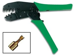 Velleman Vtnct Ratchet Crimping Tool For Non insulated Terminals