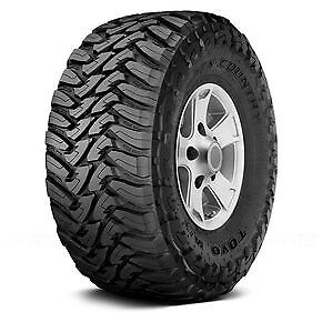 Toyo Open Country M T Lt315 60r20 E 10pr Bsw 4 Tires