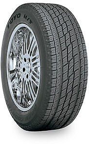Toyo Open Country H T P235 70r17rf 108s Wl 2 Tires