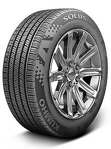 Kumho Solus Ta11 215 75r15 100t Bsw 4 Tires