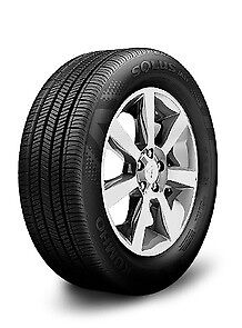 Kumho Solus Ta31 235 60r16 100h Bsw 4 Tires