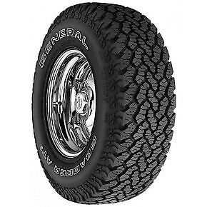 General Grabber At 2 Lt235 75r15 C 6pr Wl 4 Tires