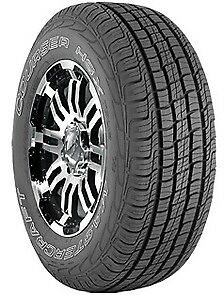 Mastercraft Courser Hsx Tour 265 70r16 112t Wl 2 Tires