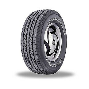 General Ameritrac P245 70r17 108s Bsw 2 Tires