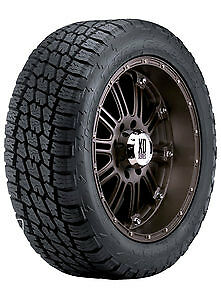 Nitto Terra Grappler 255 60r18xl 112s Bsw 4 Tires