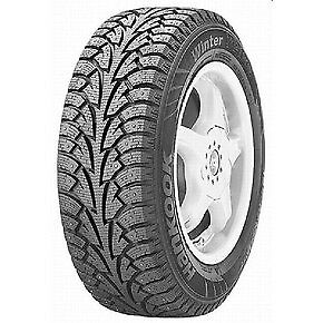 Hankook Winter I Pike W409 225 60r17 99t Bsw 4 Tires