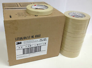 48 Rolls 3m 3 4 Auto Masking Tape 6545 Automotive Grade Auto Body Auto Paint