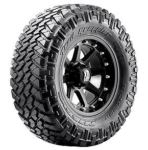Nitto Trail Grappler M T Lt285 75r17 E 10pr Bsw 2 Tires