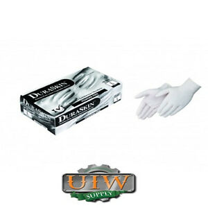 Latex Disposable Powder Free Industrial Gloves Large Case 10 Boxes