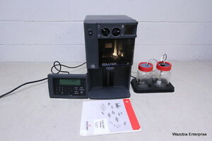 Beckman Coulter Z1 Particle Counter With Manual