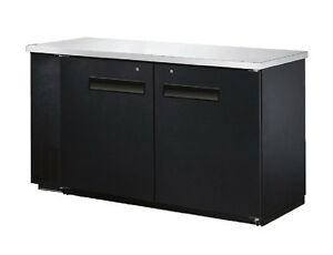Omcan Ubb 24 60f 60 8x24 4x36 2 inch Refrigerated Back Bar Cooler With Stainles