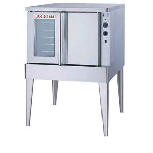 Blodgett Sho e Floor Full size Electric Convection Oven Cetlus Nsf Energy St
