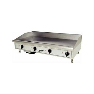 Toastmaster Tmge48 48 inch Countertop Electric Griddle Ul