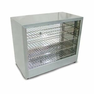 Omcan Dh580 Food Warmer Display Case Ce