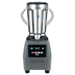 Waring Cb15 1 gallon Food Blender Cetlus Nsf