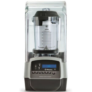Vitamix 40010 48 ounce In counter Blending Station Advance With Clear Container