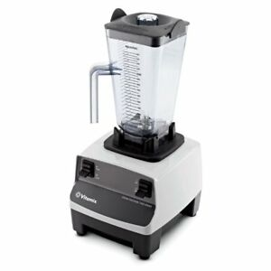 Vitamix 5004 48 ounce Drink Machine 2 speed Gray Base 2 Hp Nsf