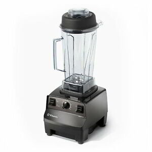 Vitamix 1002 64 ounce Vita prep Food Blender Variable Speed Black Base Nsf