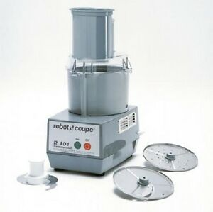 Robot Coupe R101 2 5 quart Food Processor Etl
