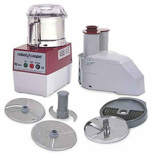Robot Coupe R2dice 3 quart Food Processor Etl