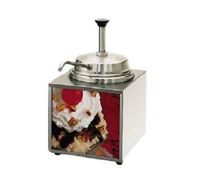 Star Manufacturing 3wla p Cheese Warmer With Pump Culus Ul Ce