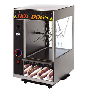 Star Manufacturing 175sba 48 Hot Dog Broiler Culus Ul Ce Iso9001 2000