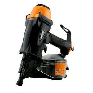 Freeman Pcn65 15 Degree 70 110 Psi 2 1 2 In Coil Siding Fencing Nailer New