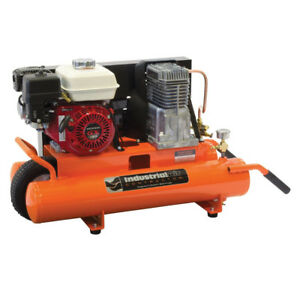Industrial Air Contractor 5 Hp 8 Gal Wheelbarrow Air Compressor Ct5590816 New
