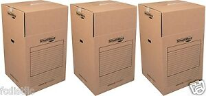 Bankers Box Smoothmove Wardrobe Box Kraft 3ct