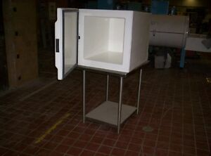 Cabinet Freezer Blast Freezer 8 Cubic Foot For Food Or Pharmaceutical Use