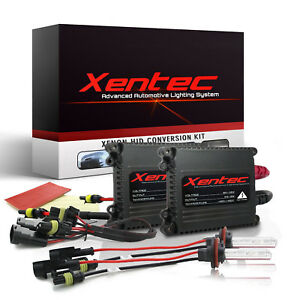 Xentec 35w 55w Slim Xenon Lights Hid Kit For Ford F 150 F 250 9005 H10 H11 H13