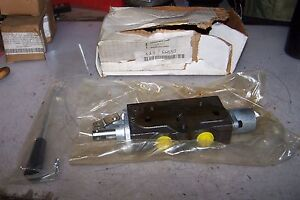 New Prince 6w553 4 Way 12 Gpm Hydraulic Stack Valve 3 Pos Open Center