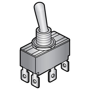3 Position Toggle Switch For Globe Slicers Oem 952 8