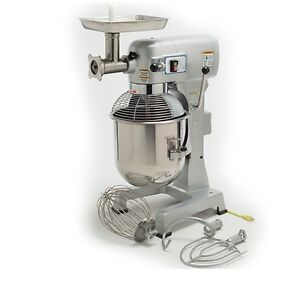 Hebvest Sm30hd 30 qt Commercial Stand Mixer