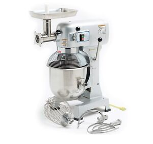 Hebvest Sm20hd 20 qt Commercial Stand Mixer