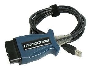 Drew Tech Mongoose Pro Oem Diagnostics And Programing Cable Chrysler