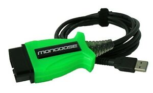 Drew Tech Mongoose Pro Oem Diagnostics And Programing Cable Toyota 2 mfc