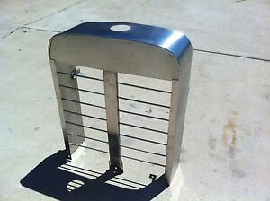 Lincoln Sa 200 Short Hood Radiator Cover grill Assembly Shorty