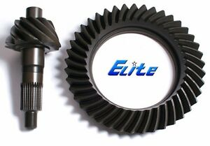 Gm 10 5 Chevy 14 Bolt 4 56 Thick Ring And Pinion Elite Gear Set Premium