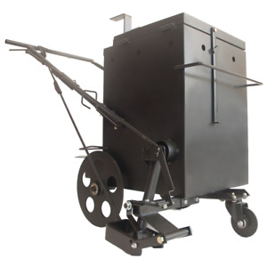 pavemade Hotbox 10 Asphalt Crack Fill Machine Hot Tar Rubberized Sealcoating