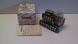New Old Stock Honeywell Microswitch Electric Relay Fe pe2