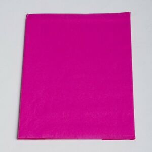 Tissue Paper Hot Pink 20 X 30 480 Sheets 1 Ream Quality Premium Wraping