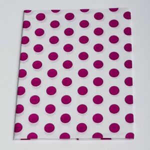 Tissue Paper Pink Dot 20 X 30 240 Sheets 1 Ream Quality Premium Wraping