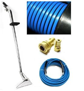 Carpet Cleaning 12 2 jet Wand Hoses Combo