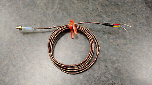 Makerbot Replicator 2 2x Thermocouple Tc Type K Stranded Wire usa Made